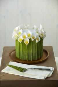 コース3カラーケーキ